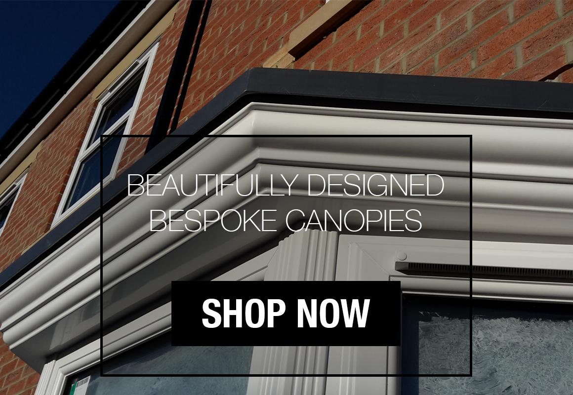 Door Canopies & Home | Templetown Canopies